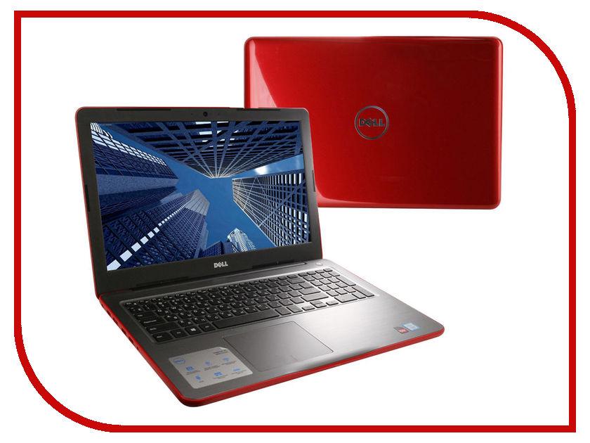 Ноутбук Dell Inspiron 5565 5565-7773 (AMD A9-9400/8192Mb/1000Gb/DVD-RW/AMD Radeon R5/Wi-Fi/Bluetooth/Cam/15.6/1366x768/Windows 10 64-bit) ноутбук dell inspiron 5565 amd a6 9200 2000mhz 4g 500g 15 6hd amd r5 m435 2g dvd sm bt win10 5565 8055