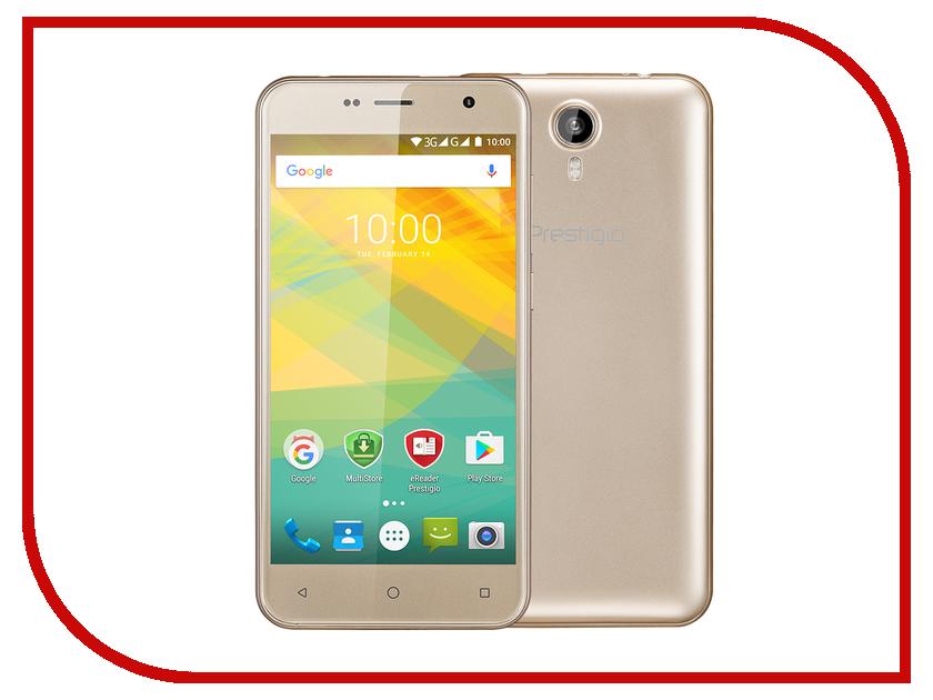 все цены на  Сотовый телефон Prestigio Muze B3 Gold PSP3512DUO  онлайн
