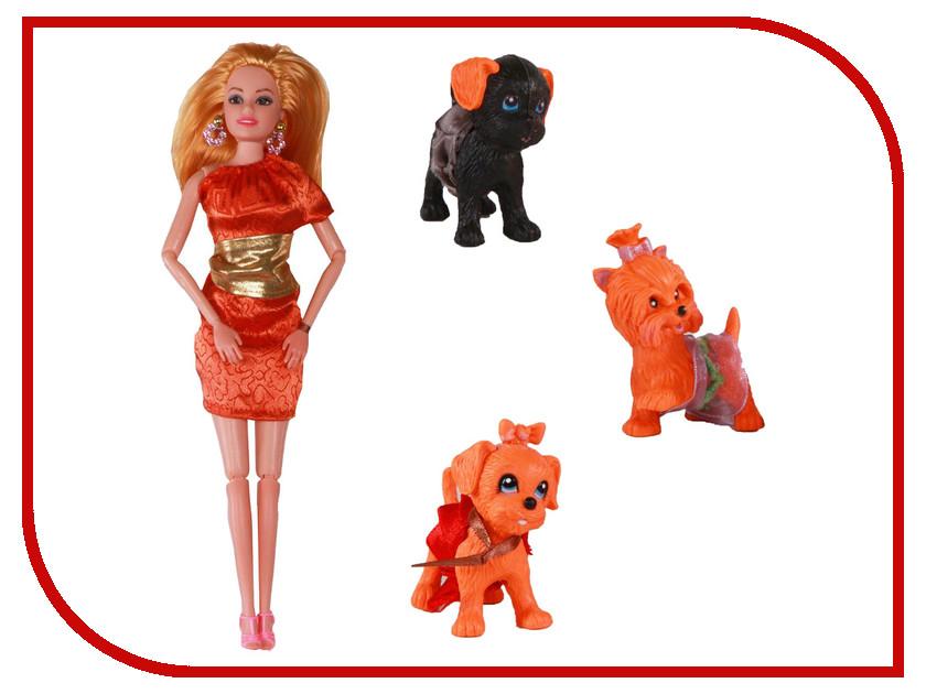 Кукла Yako M6583-6 кукла yako кукла m6579 2