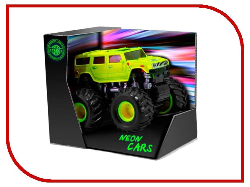 Игрушка Yako Машинка 8391R-2 игрушка yako m6224