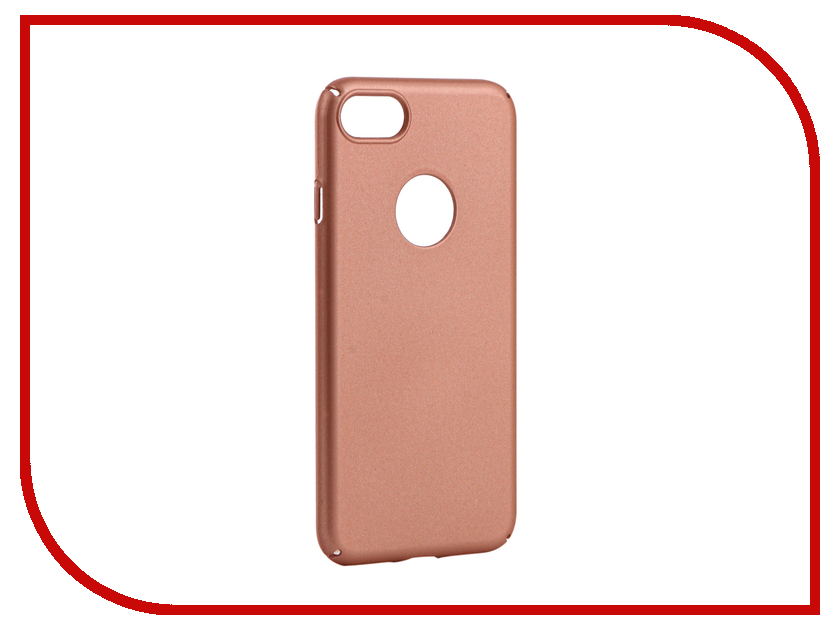 Аксессуар Чехол Apres Hard Protective Back Case Cover для APPLE iPhone 7 Rose Gold