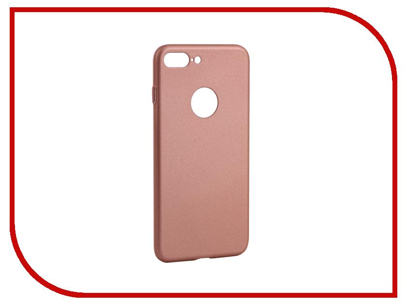 все цены на  Аксессуар Чехол Apres Hard Protective Back Case Cover для APPLE iPhone 7 Plus Rose Gold  онлайн