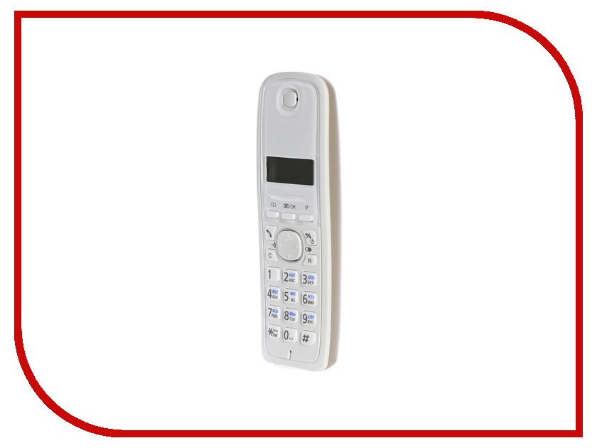 Радиотелефон Panasonic KX-TG1611 RUJ радиотелефон panasonic kx tg1611ruj бежевый kx tg1611ruj