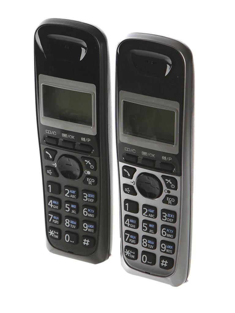 Радиотелефон Panasonic KX-TG2512 RU1 цена и фото