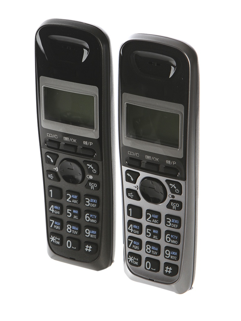 Радиотелефон Panasonic KX-TG2512 RU1