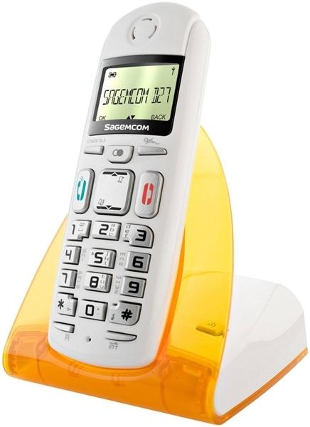 ������������ Sagemcom D27T White-Orange<br>