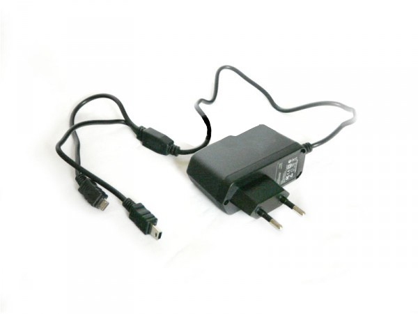 Зарядное устройство KS-is Mich CP0520, KS-003 miniUSB / microUSB 2000 mA сетевое c graupner ich wage mich an gott gwv 1121 36