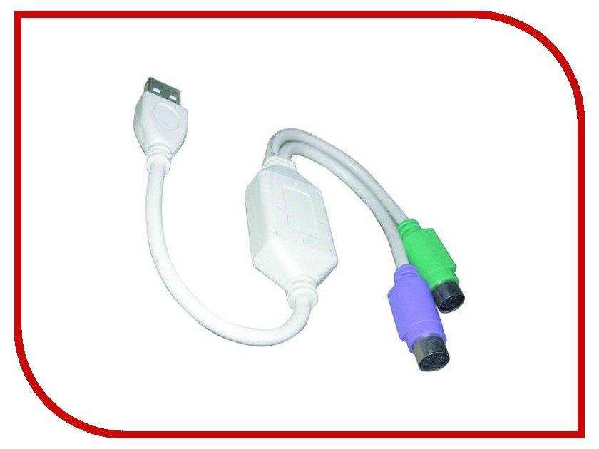 Купить Аксессуар KS-is Apst USB to PS/2 KS-011