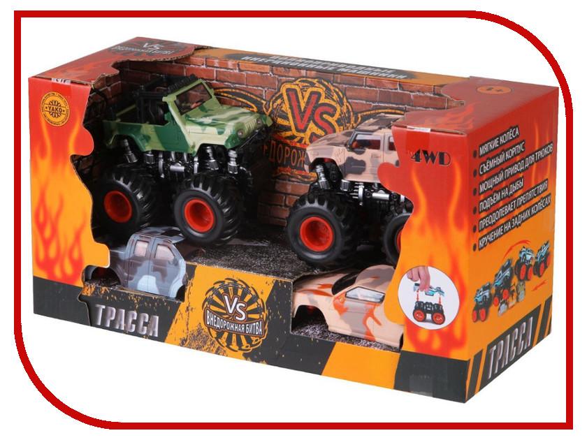 Машина Yako Дорожная битва 6507-3 игра yako кухня y18614127