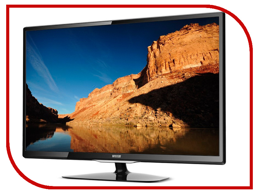 Телевизор Mystery MTV-2223LT2 led телевизор mystery mtv 4331lta2 black
