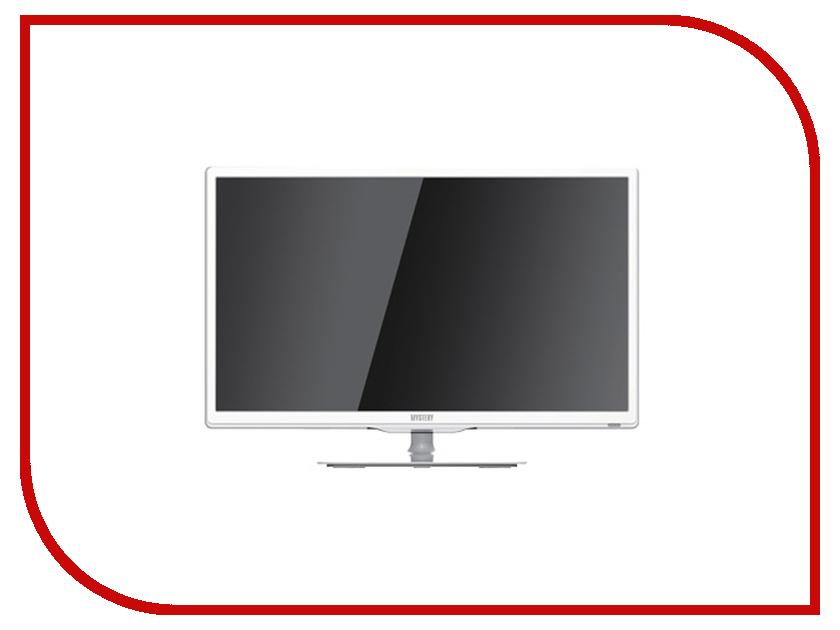 Телевизор Mystery MTV-2423LT2 White телевизор mystery mtv 4330lt2
