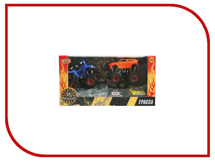 Игрушка Yako M6545-2 машина yako m6545 3