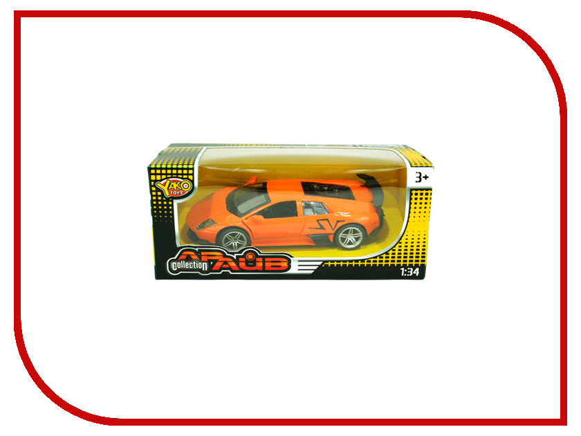 Машина Yako M6107