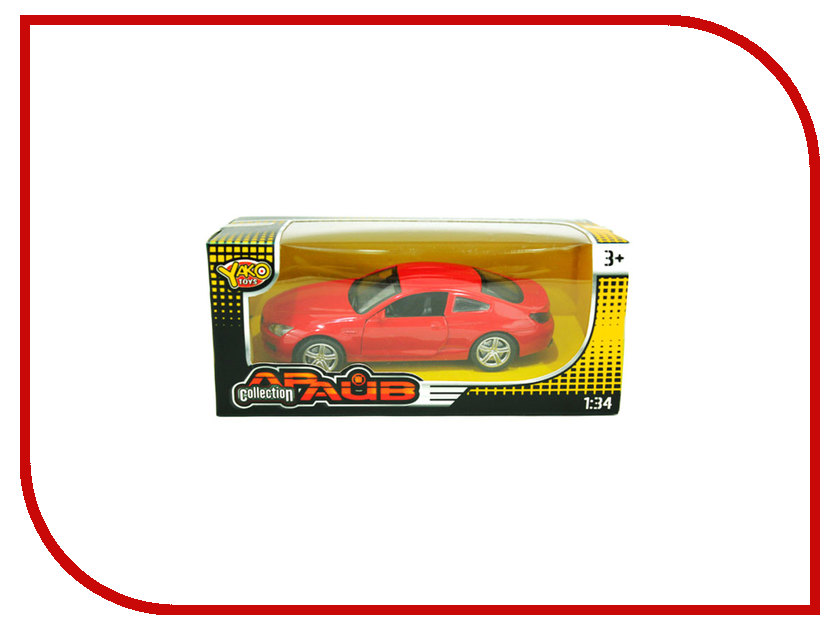 Машина Yako M6109 игра yako кухня y18614127