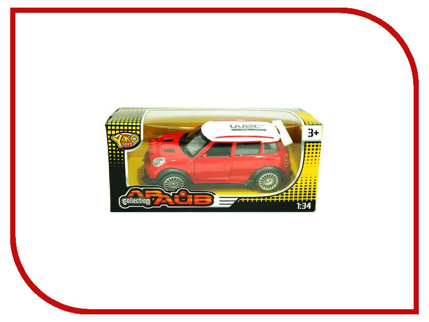 Машина Yako M6114 yako yako радиоуправляемая машина багги 1 14