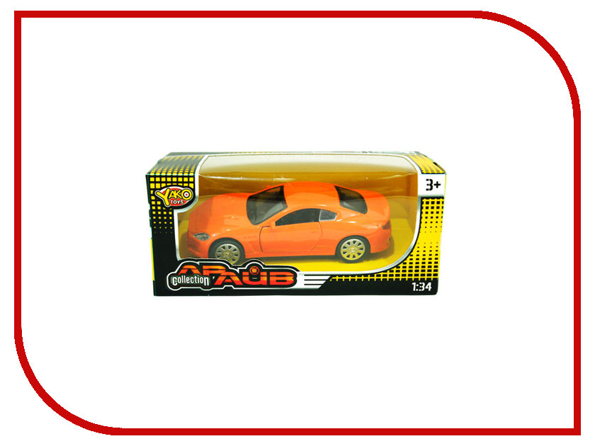 Машина Yako M6118 игра yako кухня y18614127