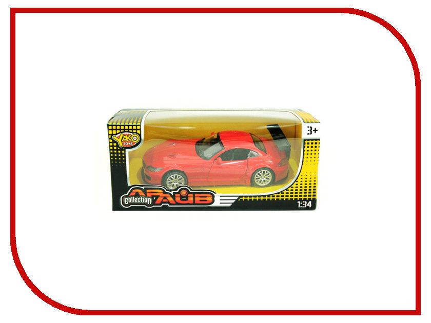 Машина Yako M6136 игра yako y2942093