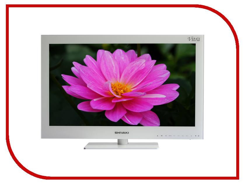 Телевизор Shivaki STV-24LEDGW9 shivaki stv 24ledg9