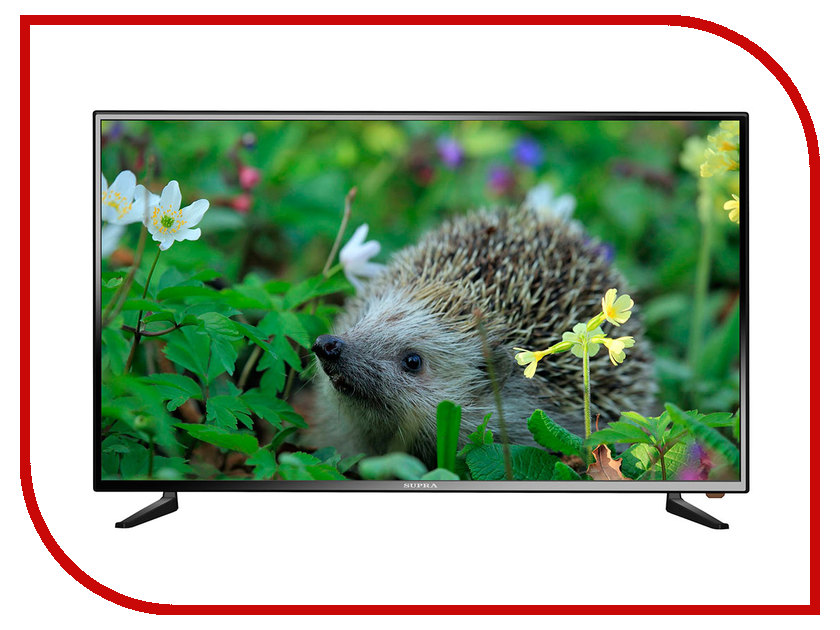 Телевизор SUPRA STV-LC42T700FL автомагнитола supra sfd 85u