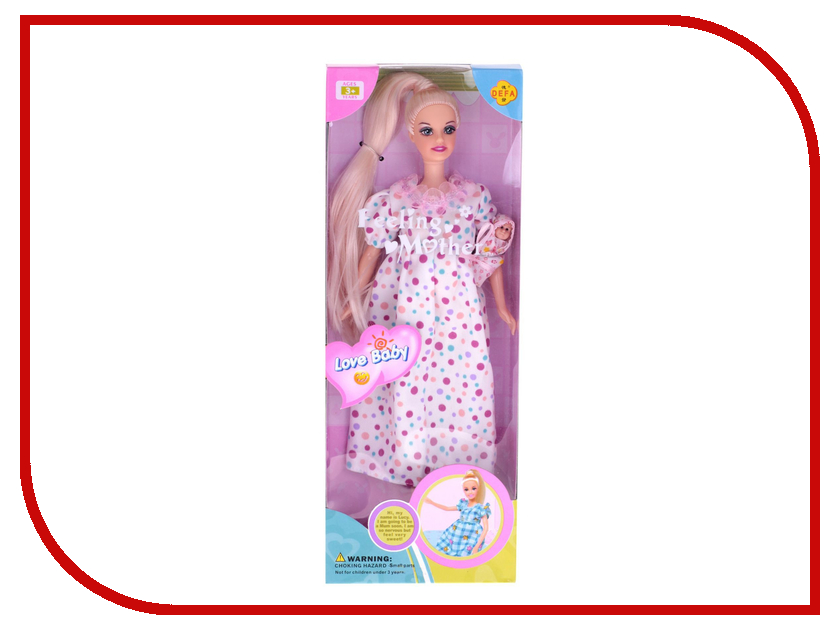 Кукла Defa Lucy Буду мамой 6001 кукла defa lucy 8303a