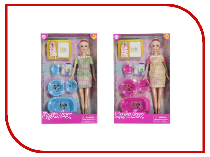 Кукла Defa Lucy Будущая мама 61681