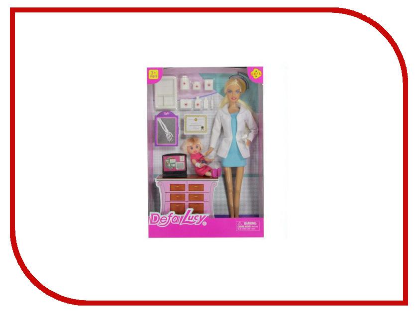 Кукла Defa Lucy Детский доктор 61680 кукла defa lucy доктор и ребенок 8348