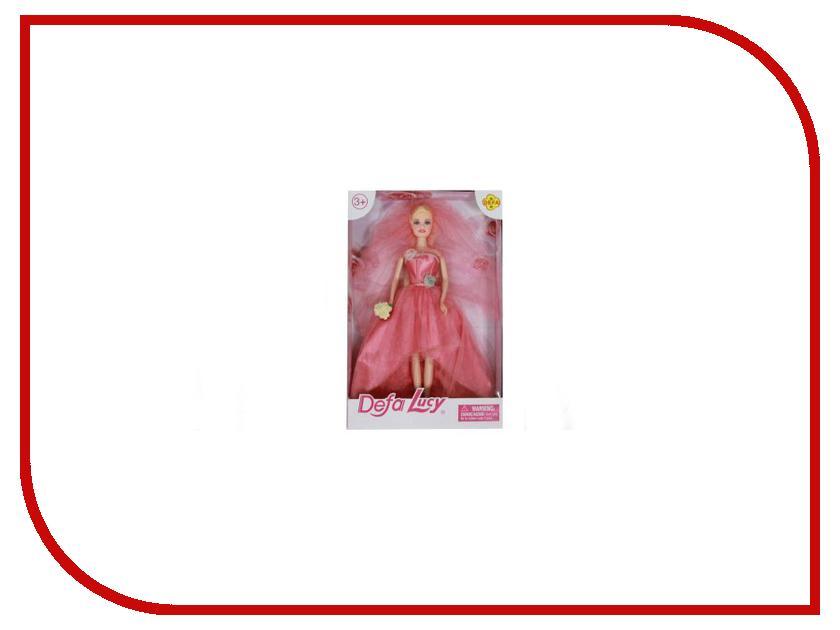 Кукла Defa Lucy Свадебный наряд 61677 кукла defa lucy модная white orange 8316st