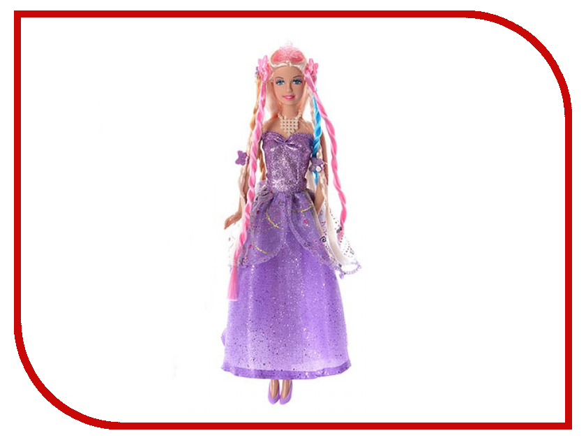 Кукла Defa Lucy Принцесса 8182 кукла defa lucy любимый малыш purple 5063pl