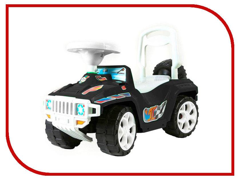 Каталка Orion Toys Каталка Ориончик Black 419-BLK мягкая каталка