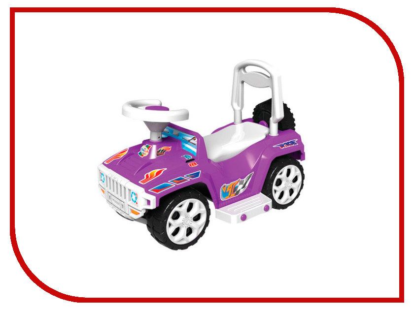 Каталка Orion Toys Каталка Ориончик Purple 419-PUR мягкая каталка
