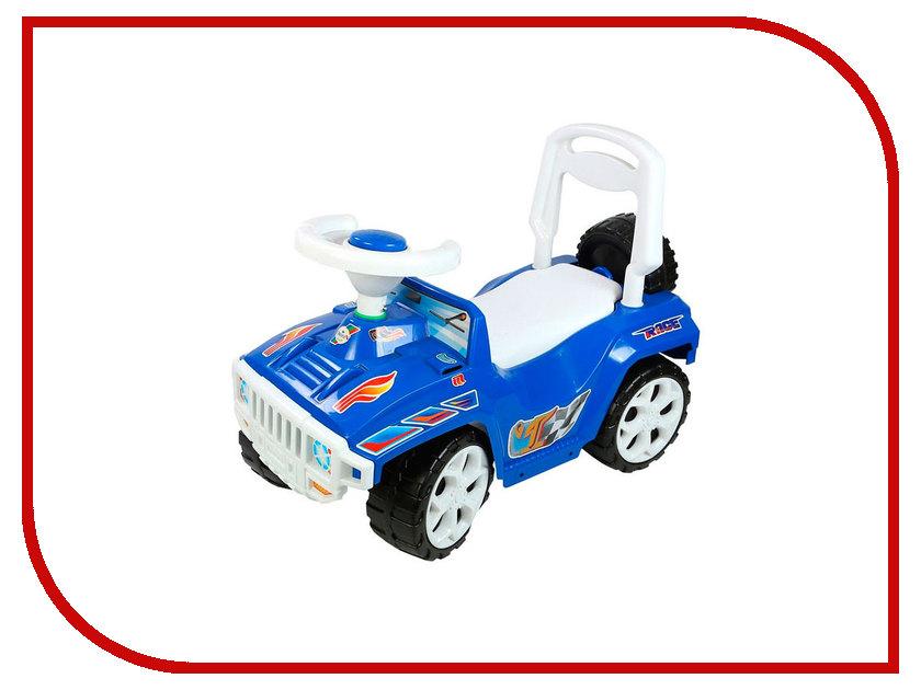 Каталка Orion Toys Каталка Ориончик Blue 419-BL мягкая каталка