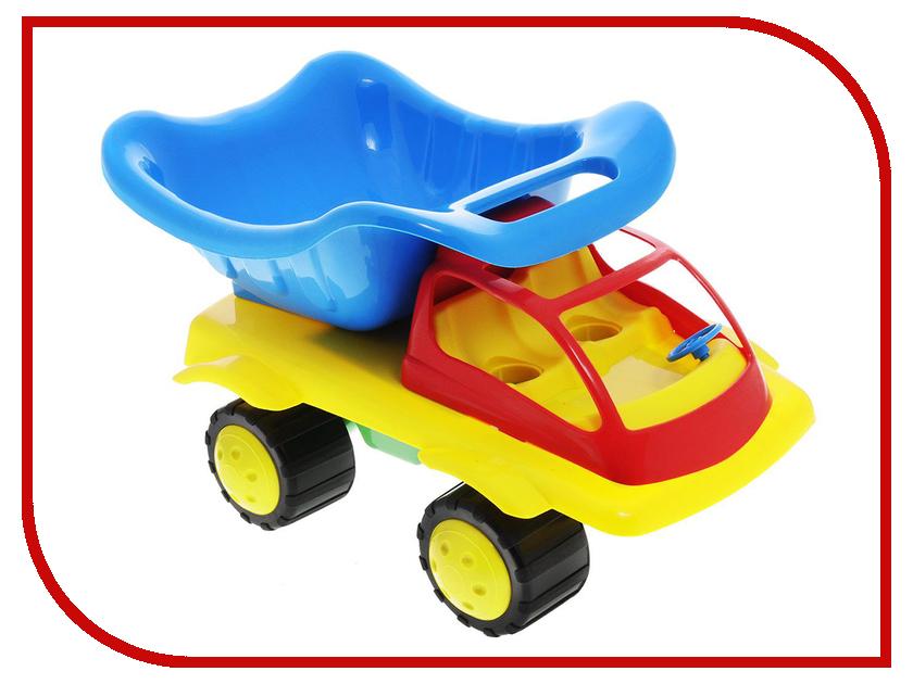 Машина Zebratoys Машина Тюльпан 15-5060
