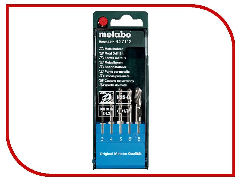 Сверло Metabo 627185000 - фото 4