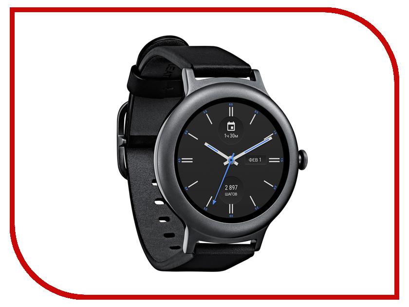 Умные часы LG W270 Black LG-LGW270.ACISTN