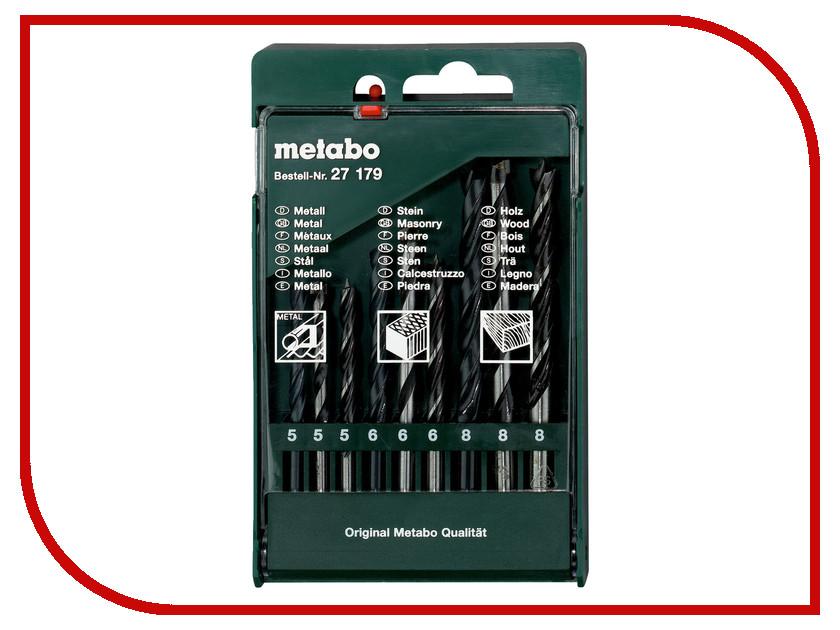 Сверло Metabo 627185000 - фото 5