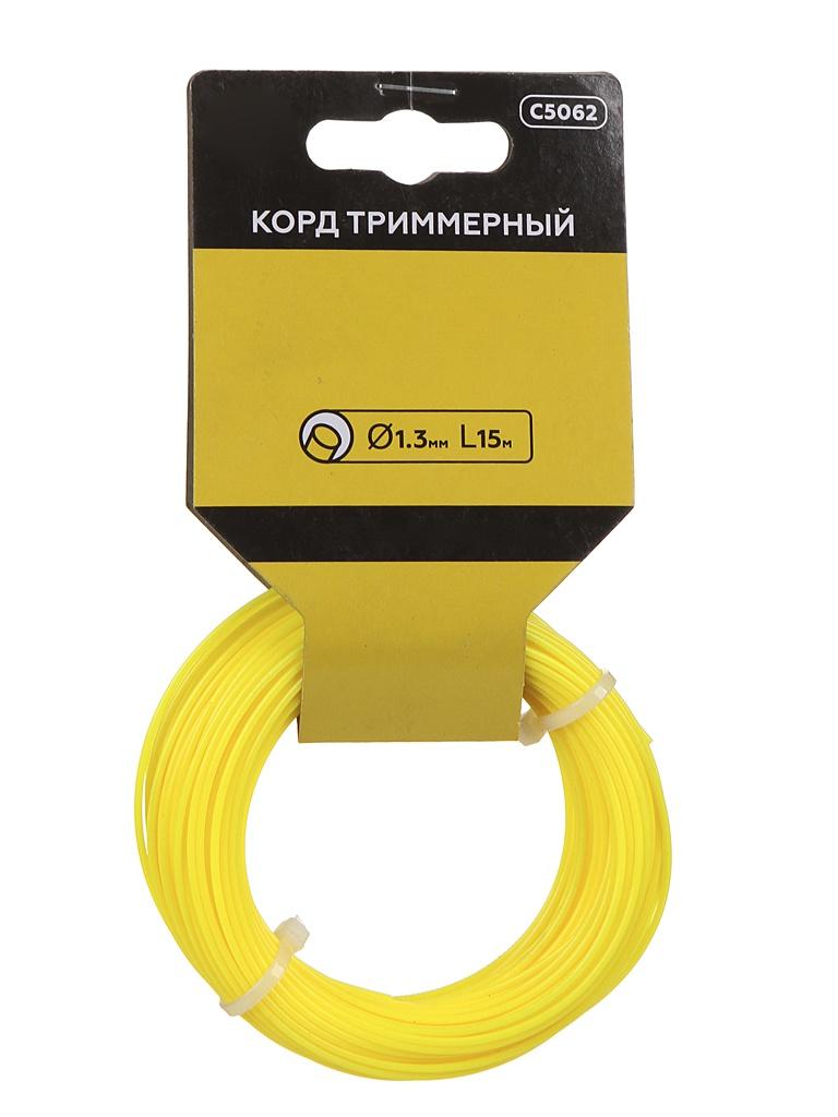 Леска для триммера Champion C5062 Round 1.3mm x 15m