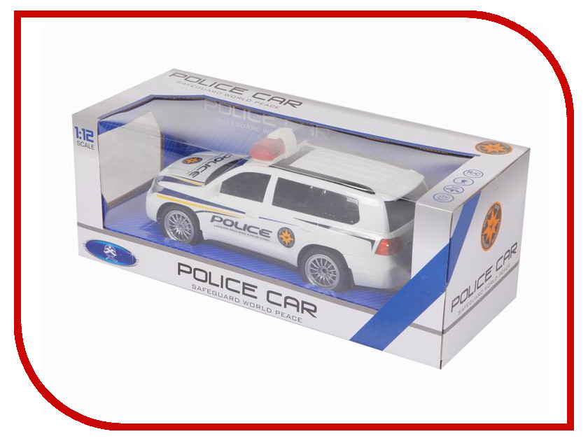 Игрушка Yako Джип полицейский Y19818016 игра yako кухня y18614127