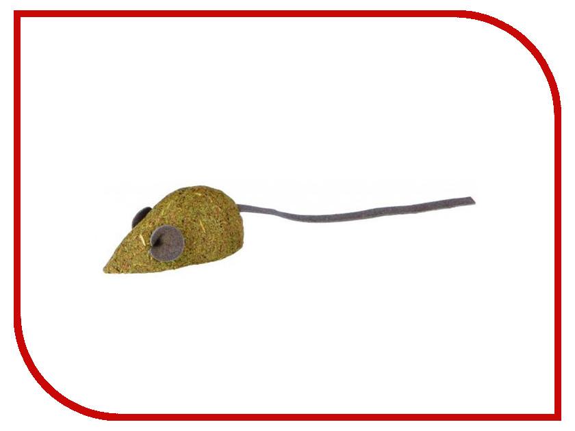 Игрушка Трикси Мышь из кошачей мяты 45749