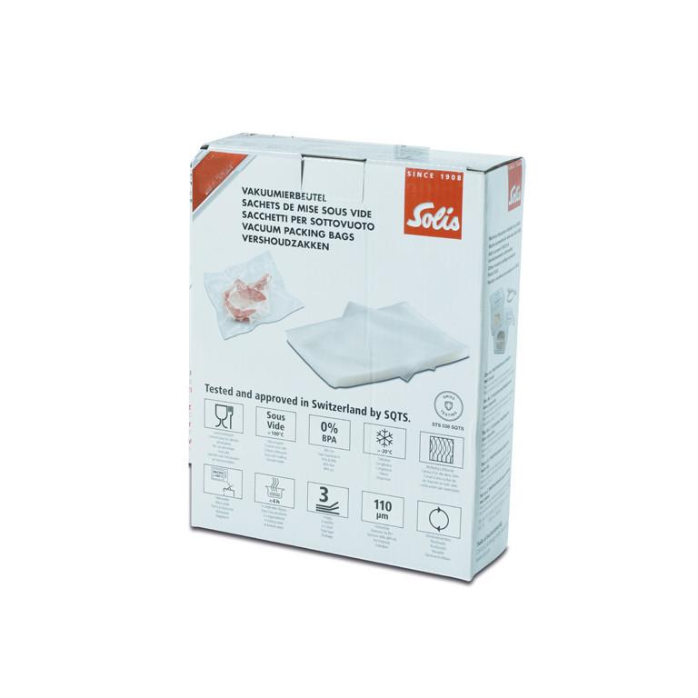 Вакуумные пакеты Solis Vac 30x40 стоимость