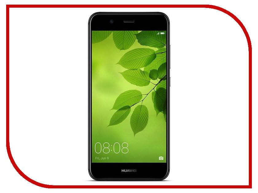 Сотовый телефон Huawei Nova 2 Black сотовый телефон huawei honor 5a black