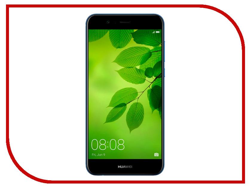 Сотовый телефон Huawei Nova 2 Plus 64GB Blue телефон xiaomi mi5s plus 64gb золотой
