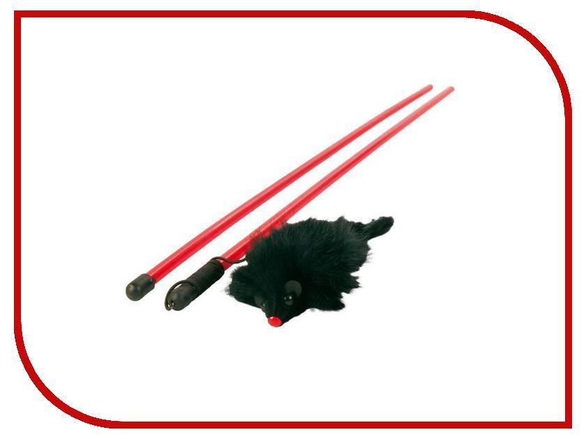 Игрушка Трикси Удочка с мышкой 4103