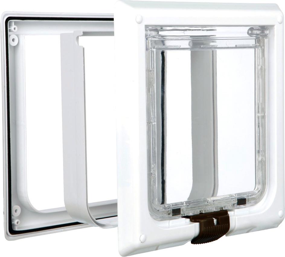 Дверца для кошек Трикси FreeCat De Luxe 3867