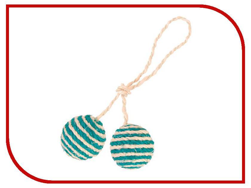 Игрушка Трикси Два мяча 4.5cm 4077