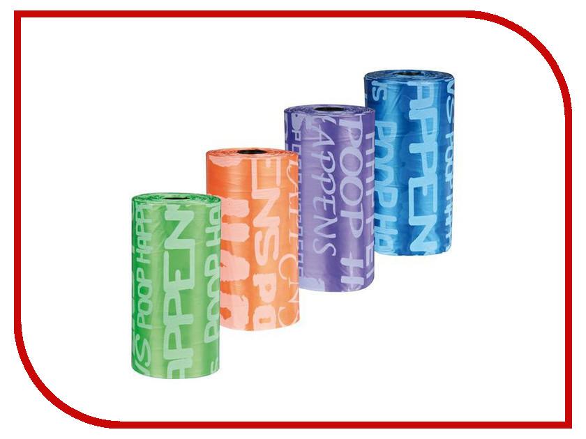 Пакеты для уборки Трикси 8х20шт MultiColor 22844