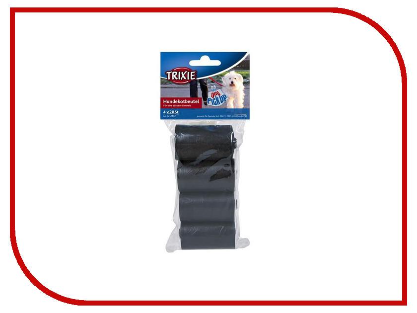 Пакеты для уборки Трикси 4х20 Black 2332