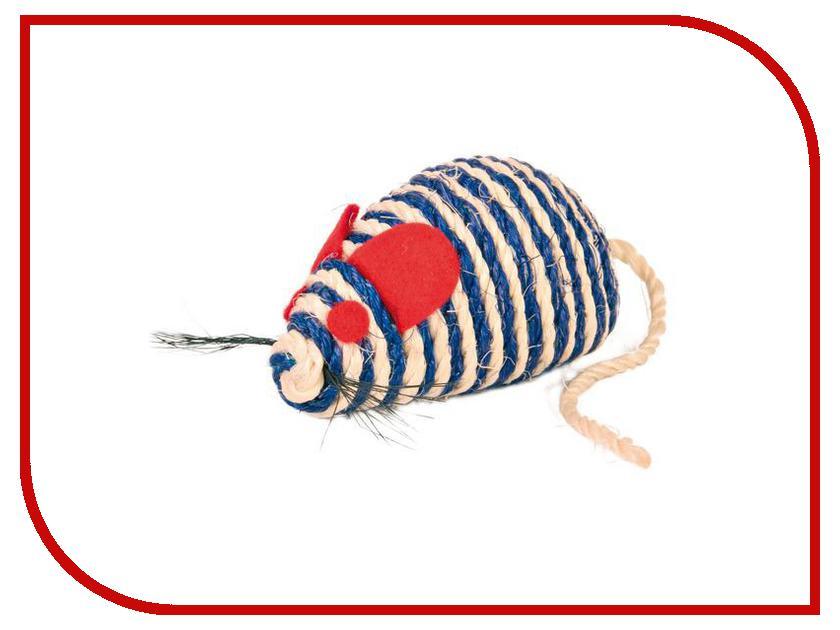 Игрушка Трикси Мышь веревочная 4074