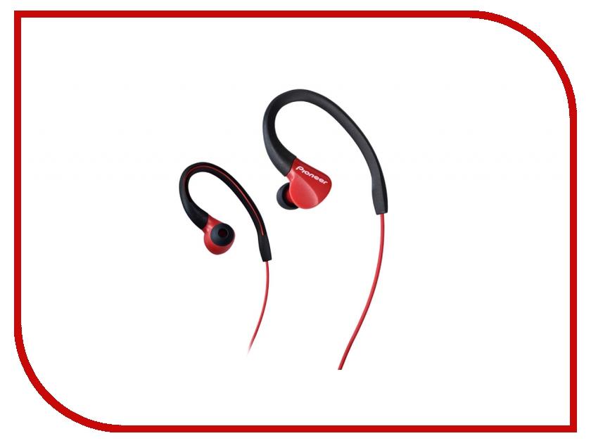 Pioneer SE-E3-R Red наушники pioneer se e3 черный se e3 b