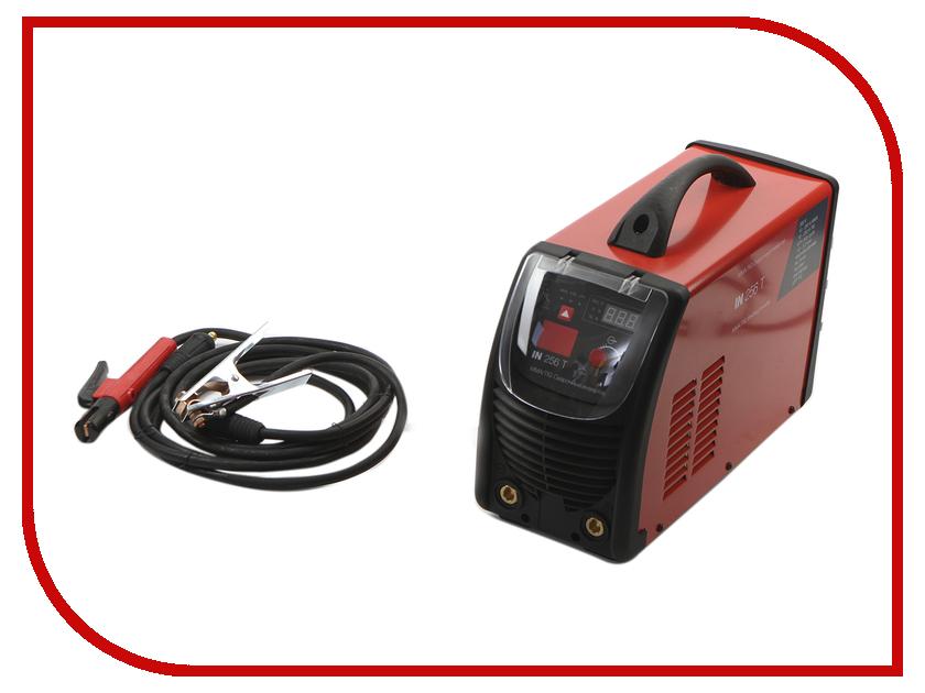 Сварочный аппарат Fubag IN 256 T скобы для пневмостеплера fubag 1 05х1 25 32мм 5000шт