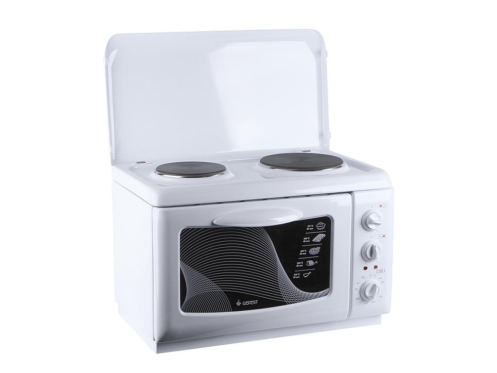 Мини печь Gefest ЭПНС Д 420 настольная плита gefest эпнс д420